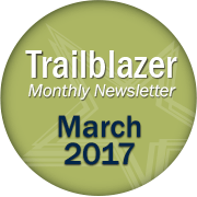 Trailblazer March 2017